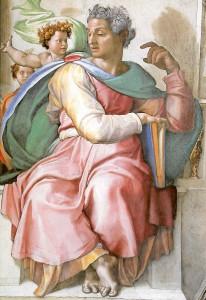 Isaiah Michelangelo