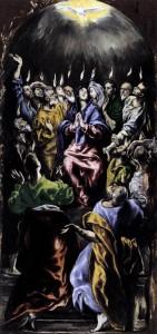 Pentecost Greco