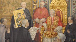 OL Perpetual Help and Pius IX
