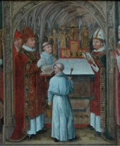 episcopal ordination of Blessed Eugene
