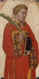 Bernardo Daddi St Lawrence