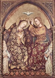 Coronation of Our Lady Gentile da Fabriano