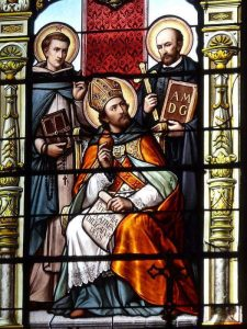 Dominic, Augustine and Ignatius
