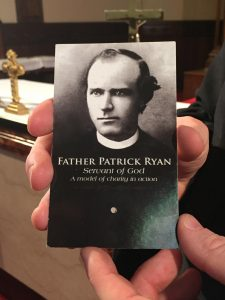 Patrick Ryan Servant of God