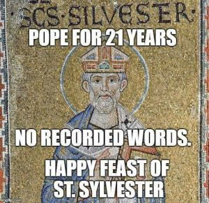 silvester-pope