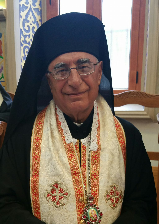 Joseph Absi new Melkite Patriarch | Communio Joseph